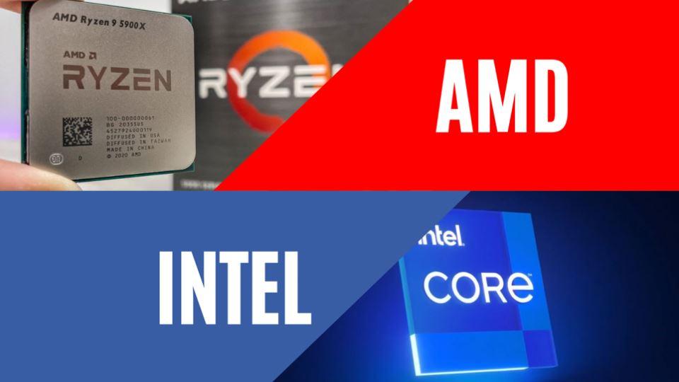 AMD scacco ad Intel