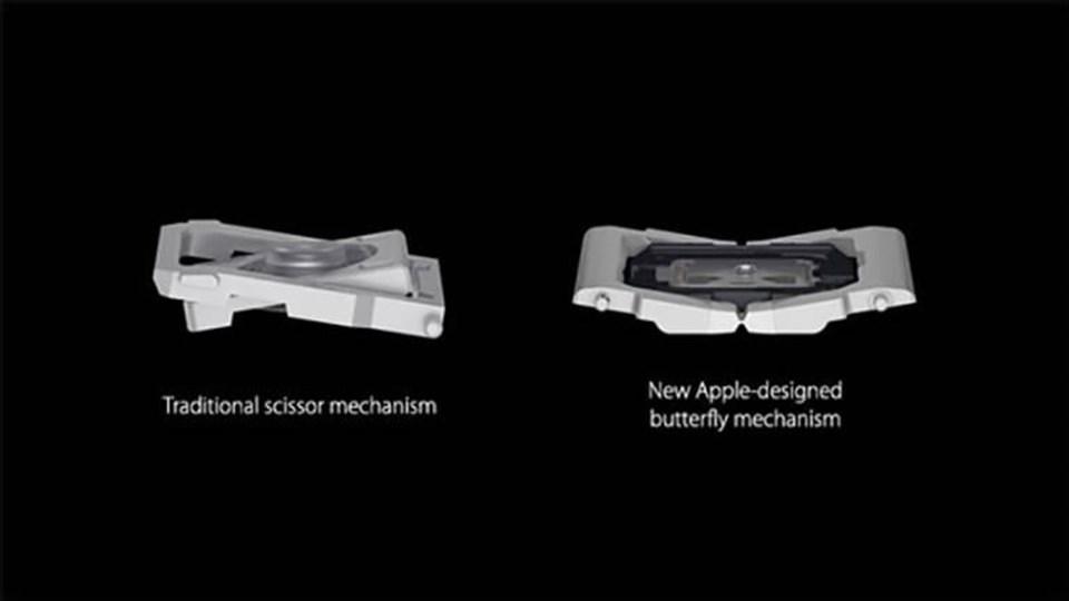 Apple chiede scusa per i MacBook con tastiera a farfalla ancora malfunzionanti