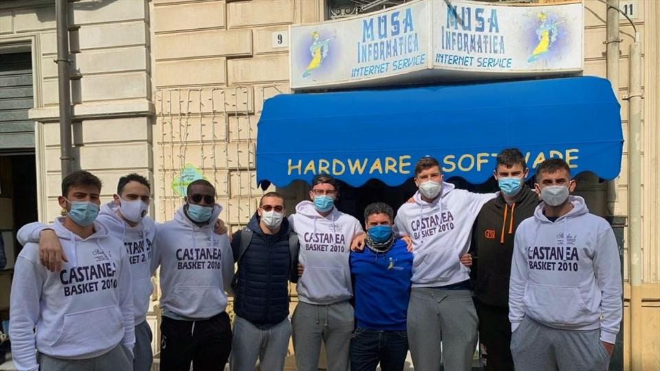 Fieri del Castanea Basket Messina