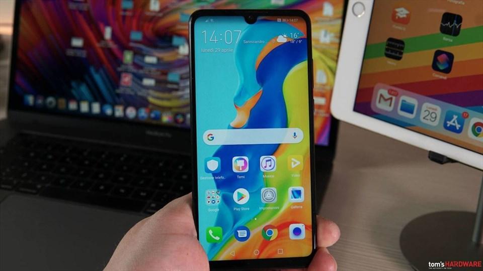 Huawei P30 Lite recensione: autonomia sorprendente