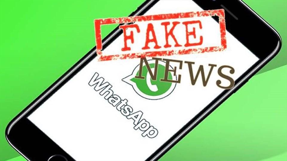Nuova funzione di Whatsapp contro le fake news