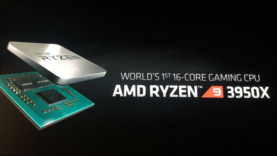 Ryzen 9 3950X, 16 core e 32 thread in arrivo a settembre
