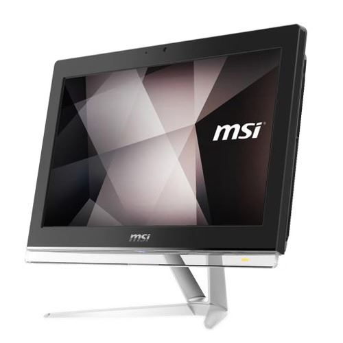 ALL IN ONE MSI PRO 20EX 7M-004EU 19,5 i3-7100 4GB 1TB DVD Tastiera e Mouse W10 Nero