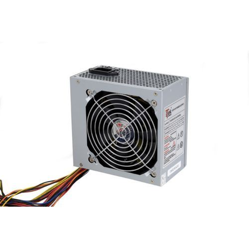 ATX 500W ENERGY PIV VENTOLA 12CM - 2 CONN. SATA - ADATTATORE 20+4 PIN - ITPS500