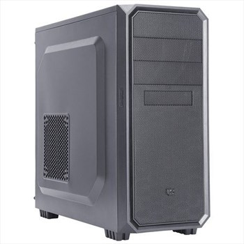 CASE ITEK M. TOWER PATRIOT B1 1 USB3, FAN 12CM FAN, CARD READER, NO ALIMENTATORE