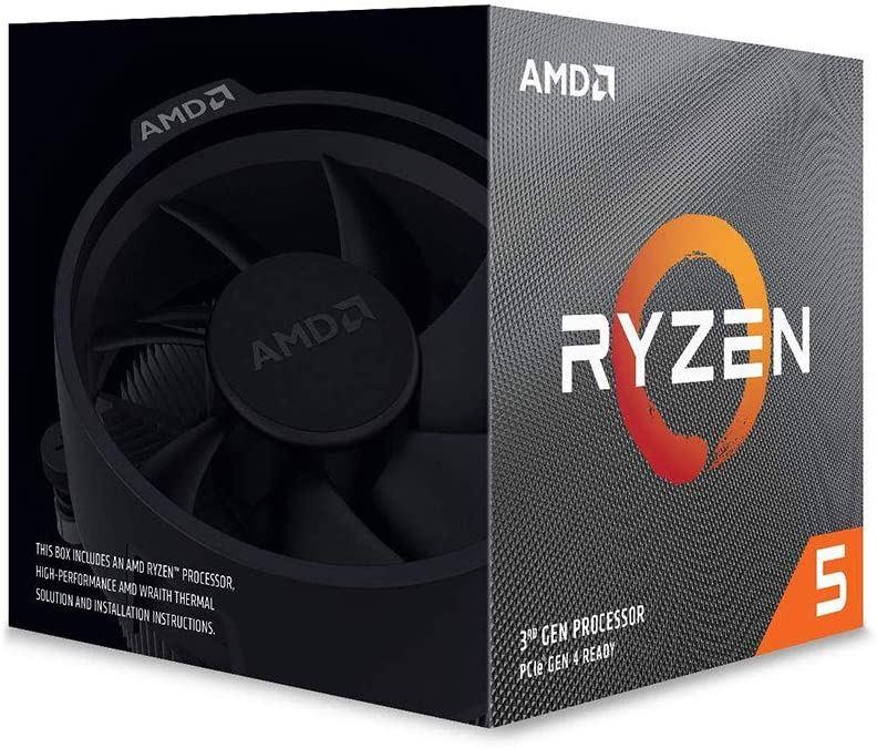 CPU AMD RYZEN 5 3600 4.20 GHZ 6 CORE 36MB SKT AM4 - 100-100000031BOX