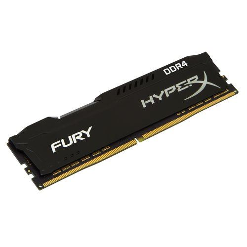 DDR4 KINGSTON 8Gb 2400Mhz - HIPERIX FURY - CL15 - HX424C15FB2/8