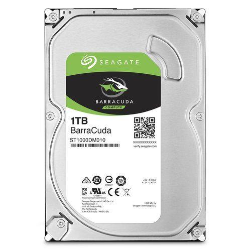 HD SEAGATE SATA3 1TB 3.5 7200 RPM 64 MB CACHE BARRACUDA