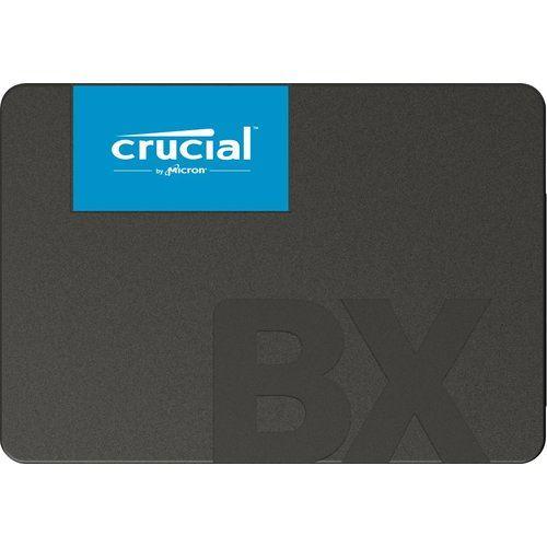 SSD CRUCIAL BX500 CT240BX500SSD1 2.5 240GB SATA3 READ:540MB/s-WRITE:500MB/s